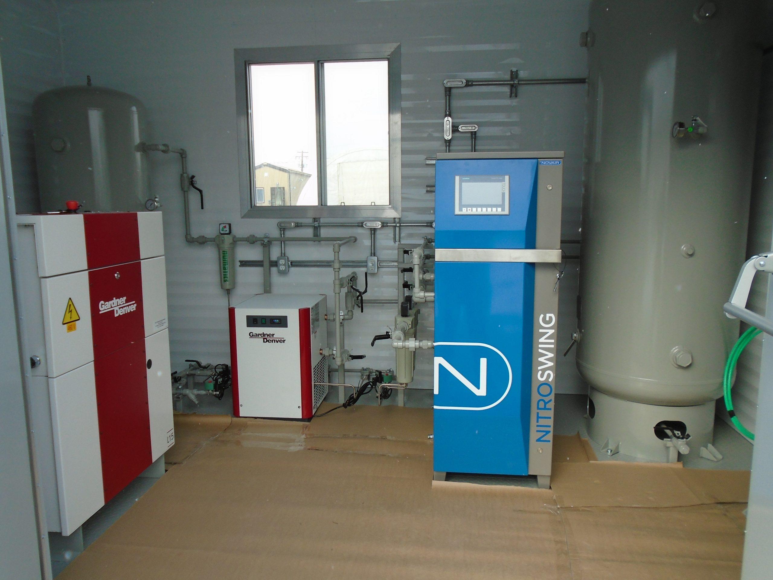 Nitrogen Package